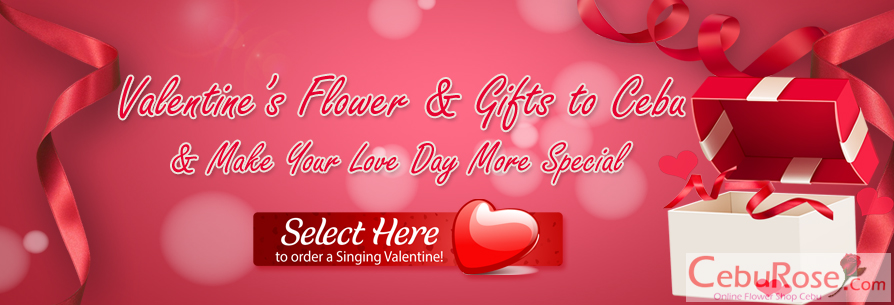send valentines day flower to cebu, order valentines day gifts to cebu