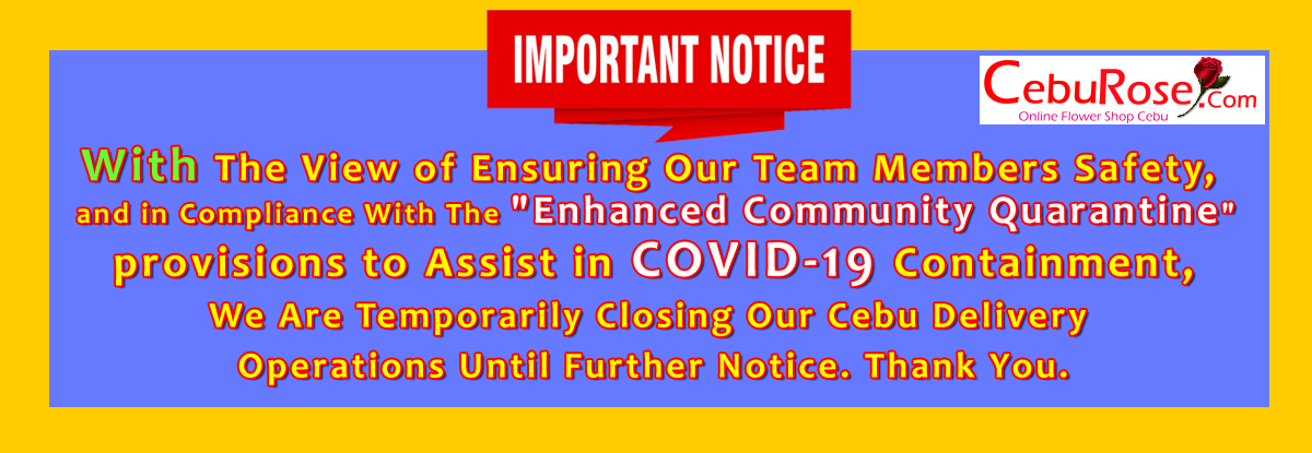 COVID 19 Important Notic