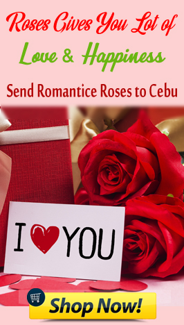 send romantic roses to cebu philippines