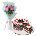send flower with cake to cebu philippines