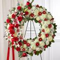 send wreath sympathy cebu, wreath funeral to cebu city