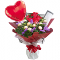 send valentines exclusive flower and gifts to cebu