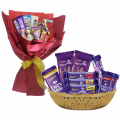 send valentines chocolate bouquet to cebu philippines