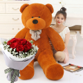 send valentines giant teddy with roses to cebu