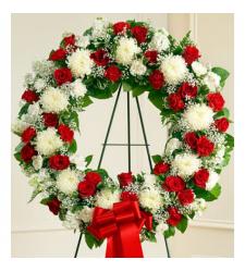 Send The Patriot's Wreath To Cebu