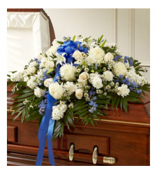 Send Accents of Blue Adornment to Cebu