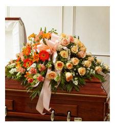 Send Soothing Colors Casket Spray To Cebu
