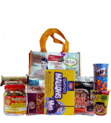 Groceries Chocolate Snack Package