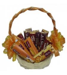 Send Assorted Tango Maestro Mix Chocolate Lover Basket to Cebu