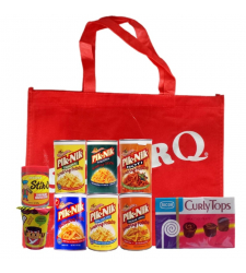 Groceries Pik-Nik Snack Package