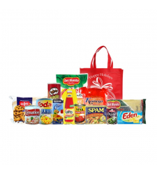 Christmas Basket - Pasta & Sweet Surprise Bundle
