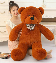 4 Feet Brown Color Teddy Bear