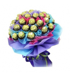 24pcs Ferrero Rocher in a Bouquet to Cebu,Philippines
