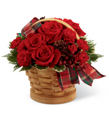 Joyous Holiday Bouquet Send to Cebu City