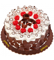 Black Forest Cake by Goldilocks Delivery in Cebu