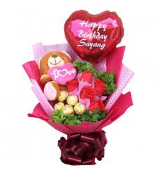online delivery luxurious bouquet to cebu