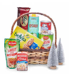 Local Holiday Gift Basket - 01