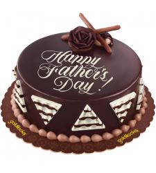 send f-day all about chocolate cake by goldilocks to cebu
