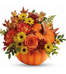 mixed flowers for halloween to cebu city