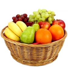 Elegant Fruits Basket