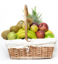 Seasonal Fruits Basket