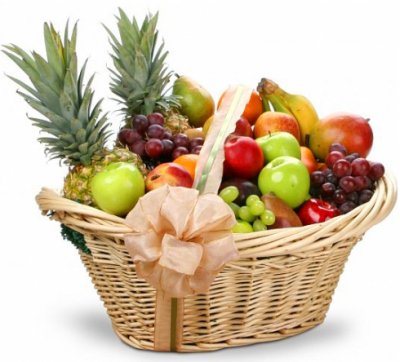 Delight Fruits in a Basket