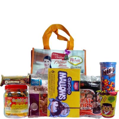 Groceries Chocolate Snack Package