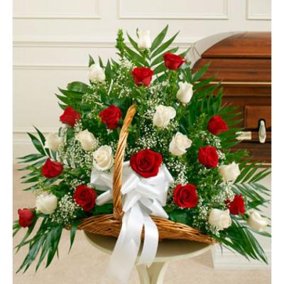 Send Rose Bliss Basket To Cebu