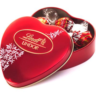 Lindt: Lindor, Swiss Chocolate 96g/8 pcs