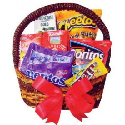 Christmas Surprise Basket Send to Cebu City