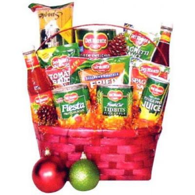 Family Feast Christmas Basket Send to Cebu City