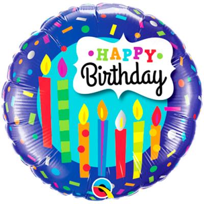 send 1 pc happy birthday balloon to cebu