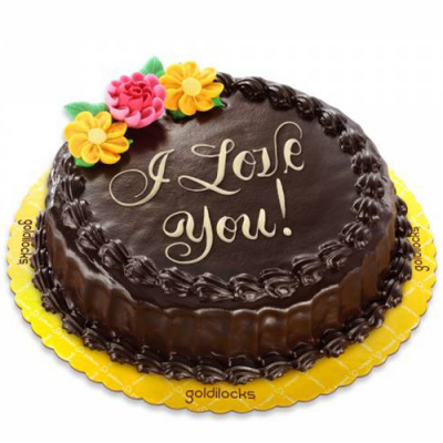 send chocolate chiffon cake by goldilocks to cebu