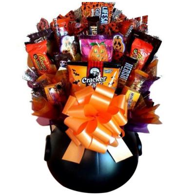 send halloween cauldron of chocolate to cebu