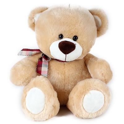 """Lucky 8"""" inch Brown Teddy Bear"""