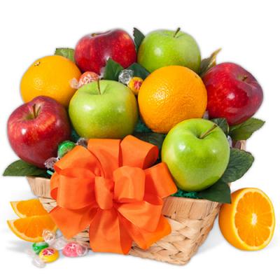 Beautiful Fruit Basket