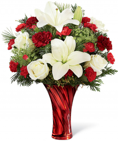 ​Holiday Celebrations Bouquet Send to Cebu City