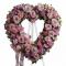 Send Heart of Lavender Standing Spray To Cebu