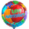 1pc. anniversary mylar balloon to cebu