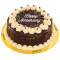 Anniversary Rocky Road Cake by Goldilocks